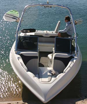 Wakeboard Boat Rental in Sandpoint