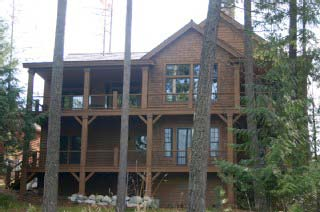 Vacation Rentals at Lake Pend Orielle at Sandpoint