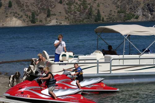 Sea Doo and Jet Ski Rentals in Sandpoint on Lake Pend